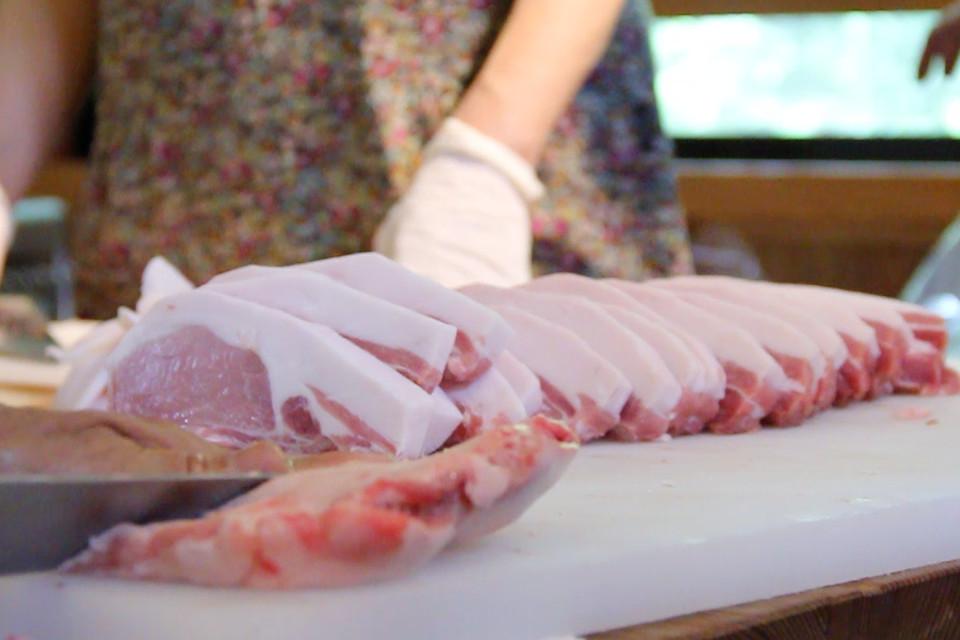 手作りハム・ソーセージ工房 ばあく「豚丸ごとシェア」